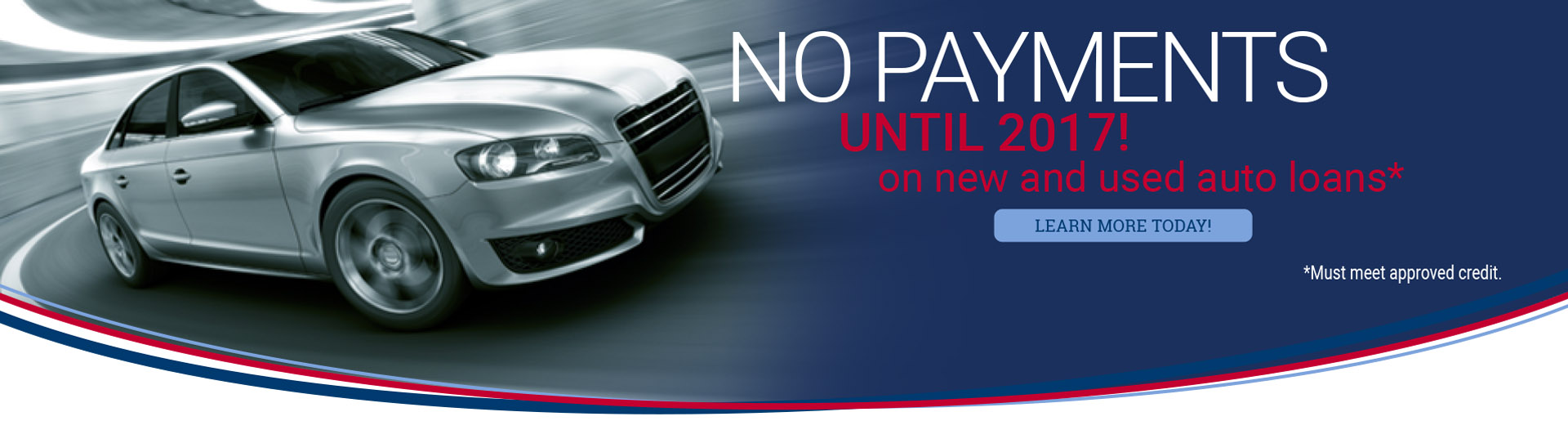 no payments-auto loan