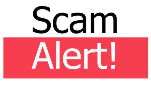 Utilities scam alert